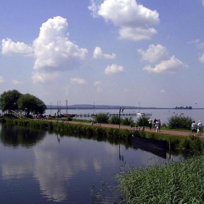 Steinhuder Seepromenade