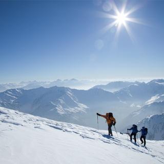 Similaun Skitour
