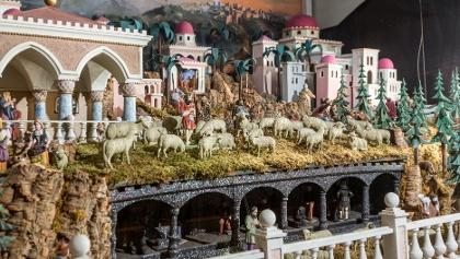 Weihnachtsberg in der Manufaktur der Träume Annaberg-Buchholz