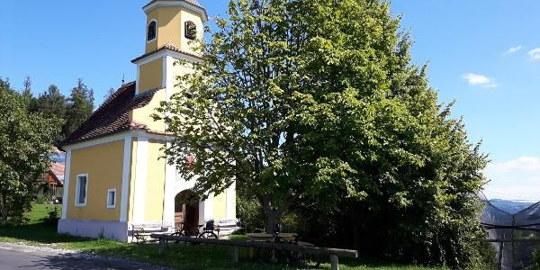 Kernkapelle (c) TV St. Ruprecht an der Raab
