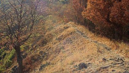 Nagy-Mána bérc ősszel