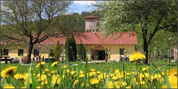 A Szalamandra-ház Szögligeten