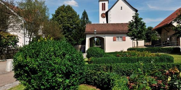Kirche Pfyn