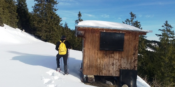 Unberührte Gaberl-Runde: Jägerhütte