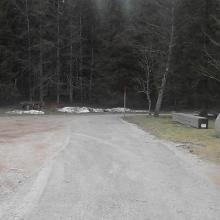 Parkplatz Weissebacher Höhe