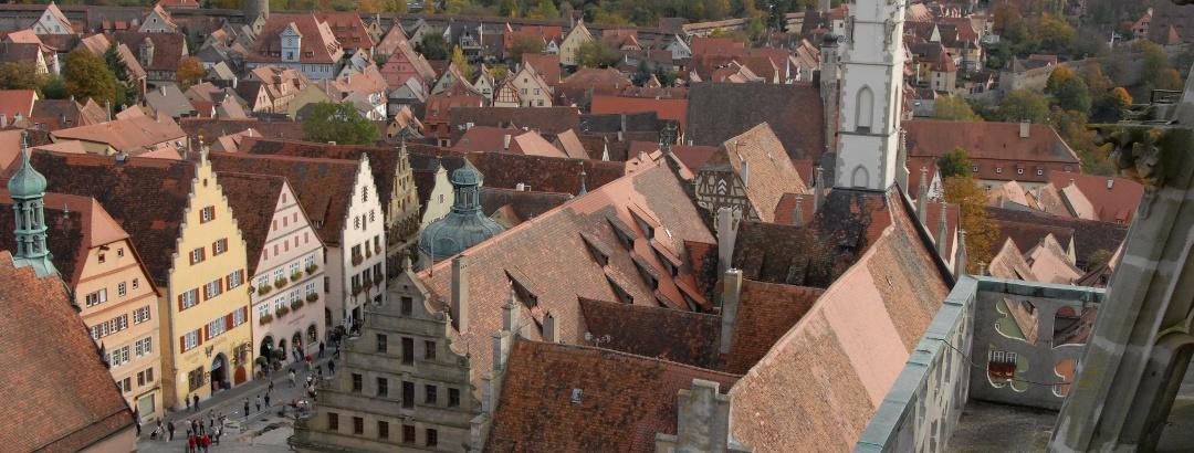 Altstadt von Rothenburg