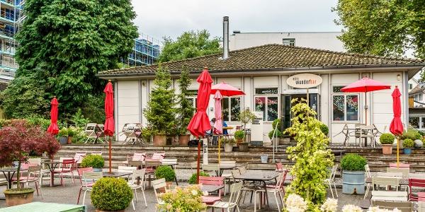 Ein Stop im Hotel Wunderbar in Arbon lohnt sich alleweil