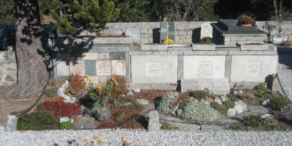 Friedhof Maloja