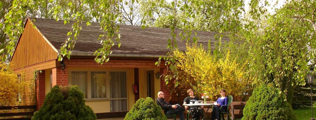 Ferienhaus im Sommerland