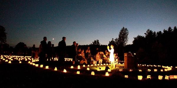 Erfahrungsfeld Schönundgut: Sozialprojekt und Veranstaltungsraum mitten im Wald