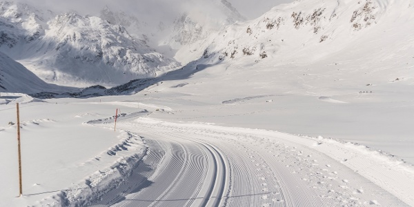 Langlaufloipe Sivretta-Bielerhöhe