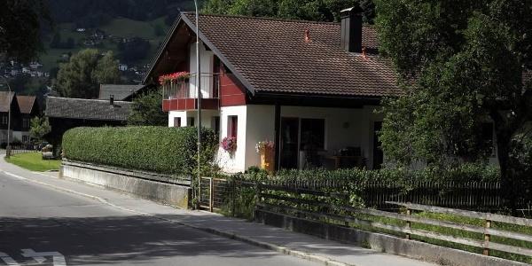 von St.-Gallenkirch kommend