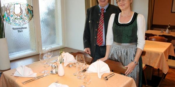 """Gasthaus """"Zur alten Post"""": Familie Prettenthaler"""