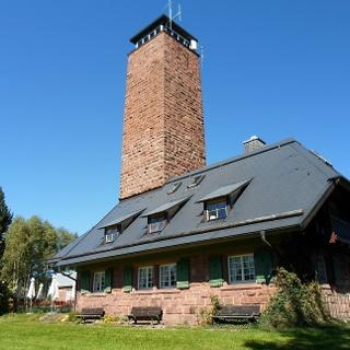 Gedächtnishaus auf dem Fohrenbühl/Lauterbach