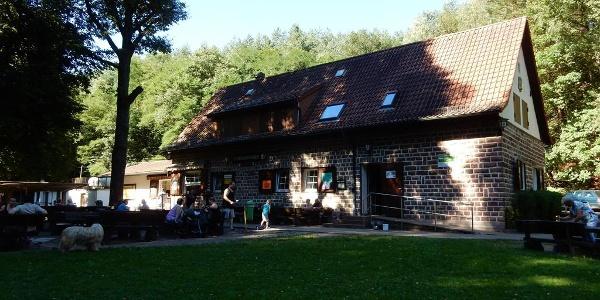 Waldhaus Starkenbrunnen mit Biergarten