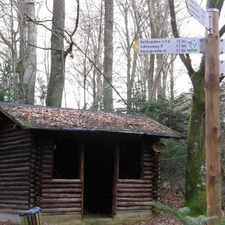 Schutzhütte Steinköpfel
