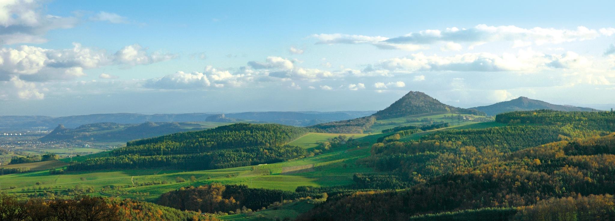 Hegau - Vulkanlandschaft