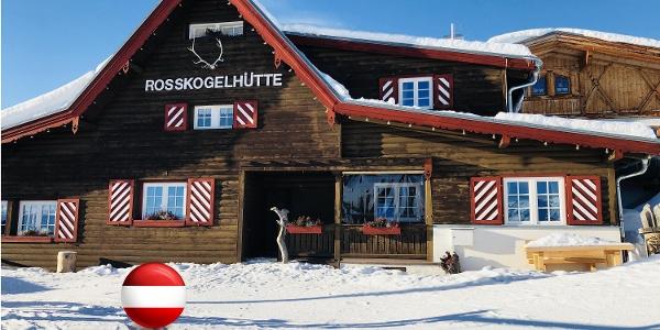 Rosskogelhütte am Ranger Köpfle