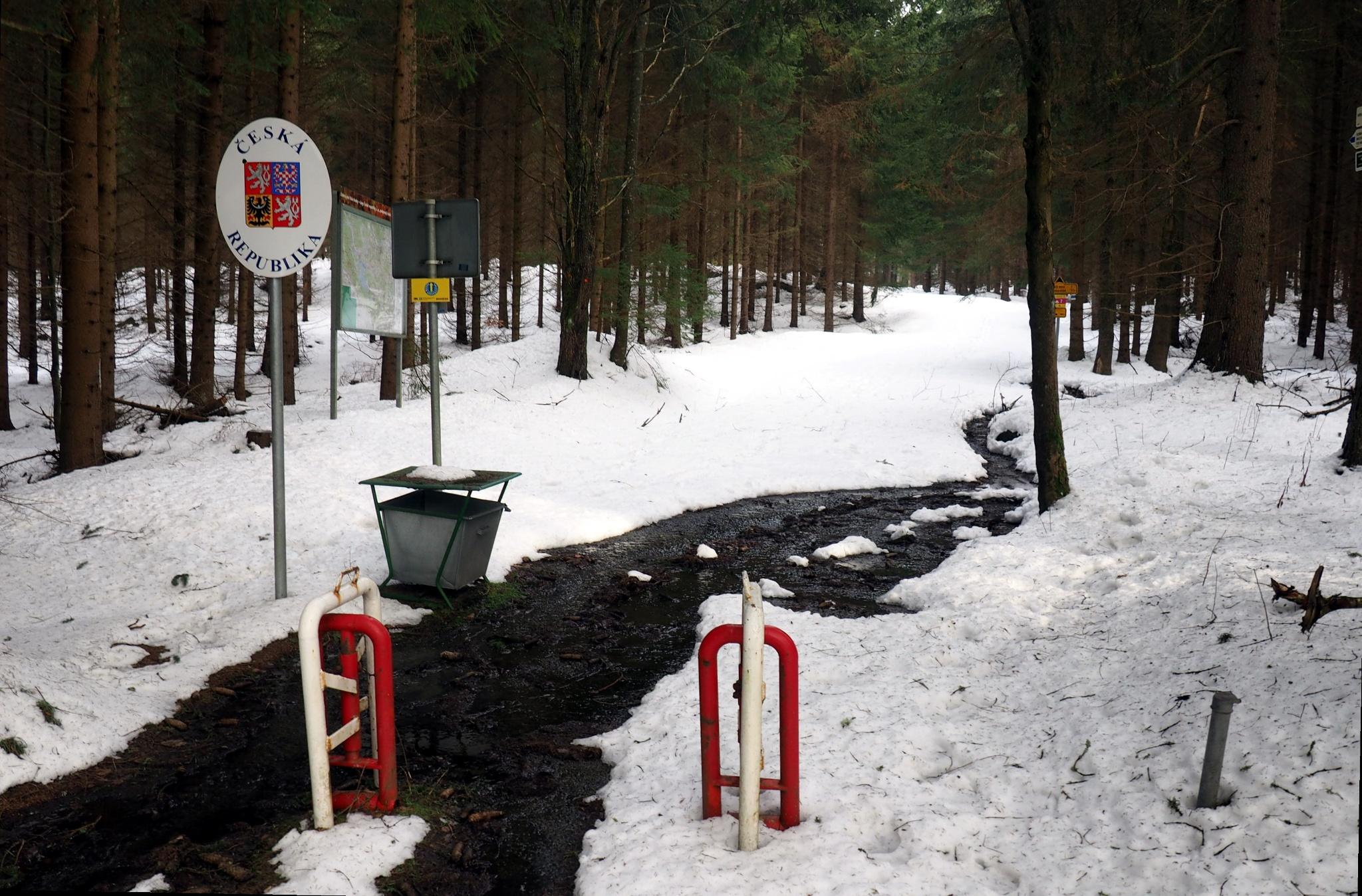 Grenze Nach Tschechien