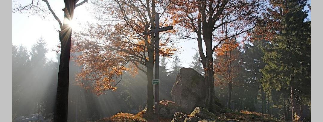 Predigtstuhl-Gipfel