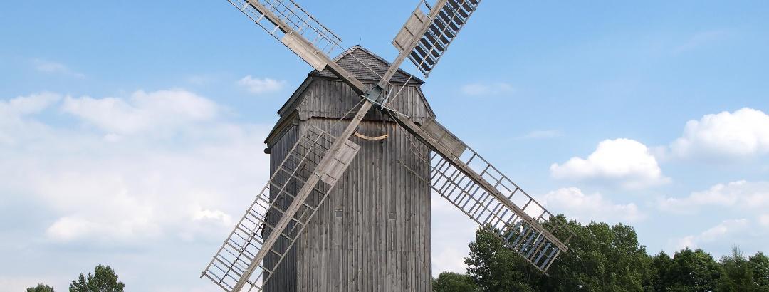 Bockwindmühle in Elsterwerda