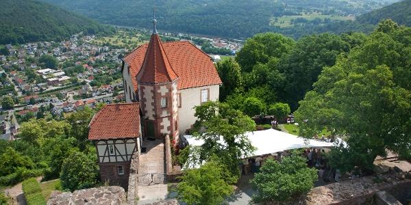 Burg Dilsberg, Neckargemünd - Dilsberg