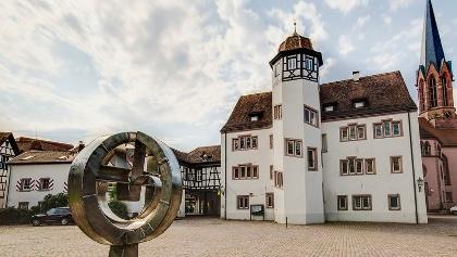 Le Château des Margraves avec le Musée des Photos