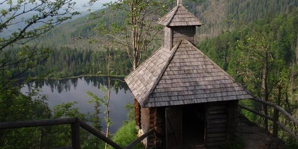 Rachelkapelle ~1212m