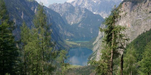 Obersee, Königsee-Salet und Watzmann