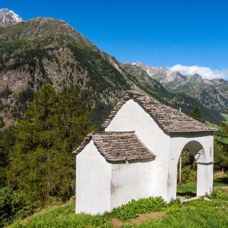 Kapelle vor Furggu