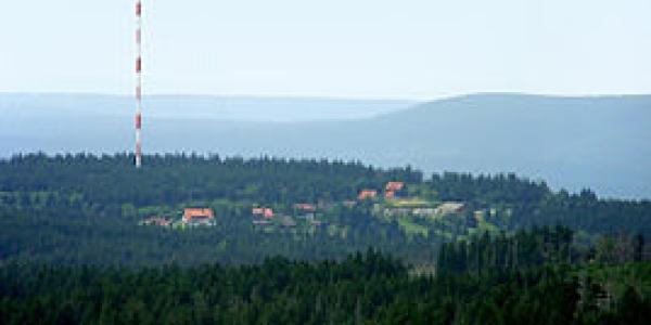 Blick nach Torfhaus