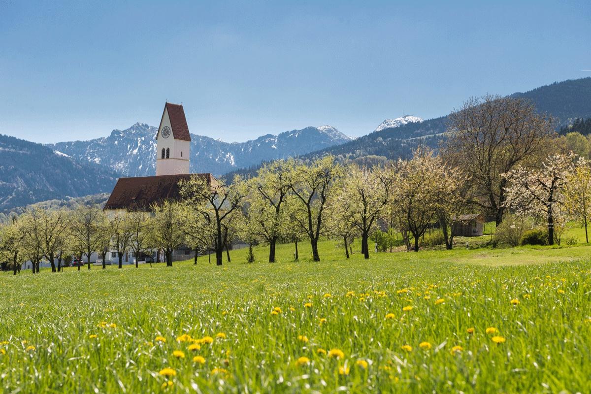 Maria Morgenstern Lippertskirchen bei Bad Feilnbach