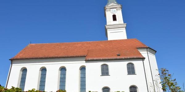 Pfarrkirche Mariä Himmelfahrt in Schönau