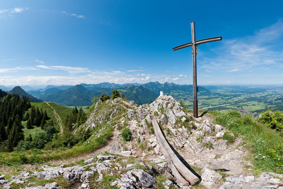 Gipfelkreuz Wasserwand
