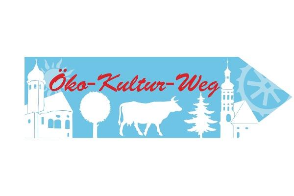 Wegweiser Öko-Kultur-Weg