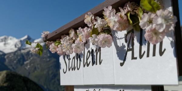 Panoramarestaurant Stableinalm - mit einer herrlichen Terrasse