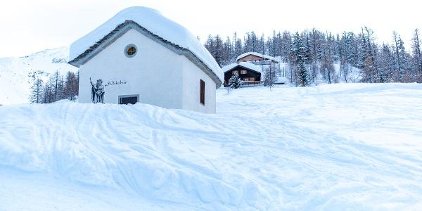 Wasenalp Kapelle