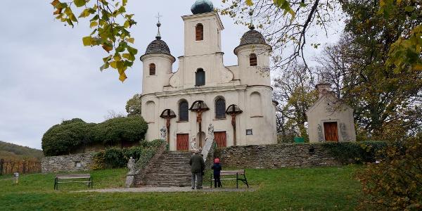 A Kálvária templom
