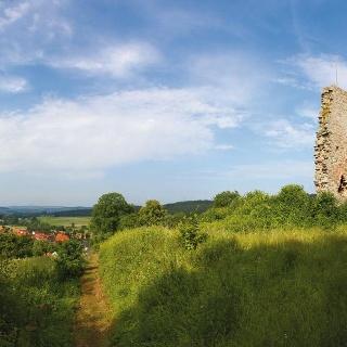 Löwenburg bei Dassel-Lauenberg