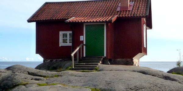 Albert Engströms museum och ateljé