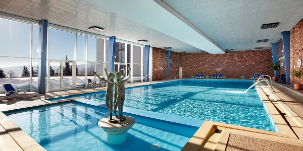 Schwimmhalle Im Ahorn Hotel Am Fichtelberg Wellness