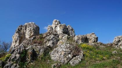 Az Aranyház sziklái