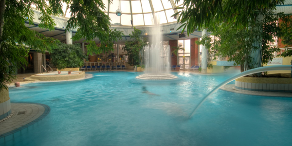 Wasserwelt Springbrunnen