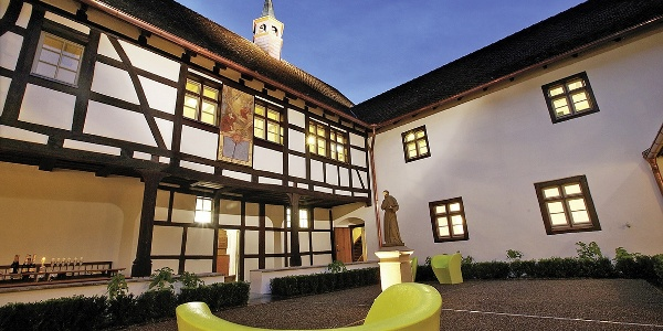 Das ehemalige Kapuzinerkloster in Riedlingen