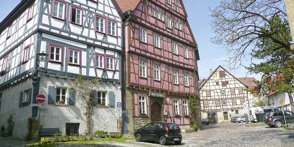 Fachwerkhäuser in Bad Wimpfen
