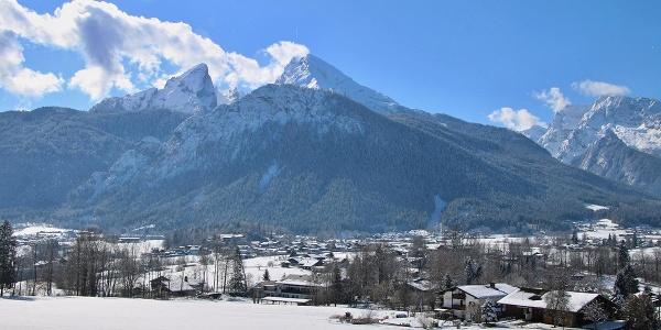 Winterwanderung in Schönau