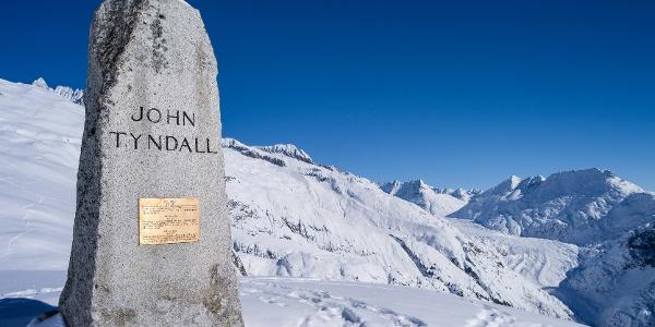 John Tyndall Denkmal