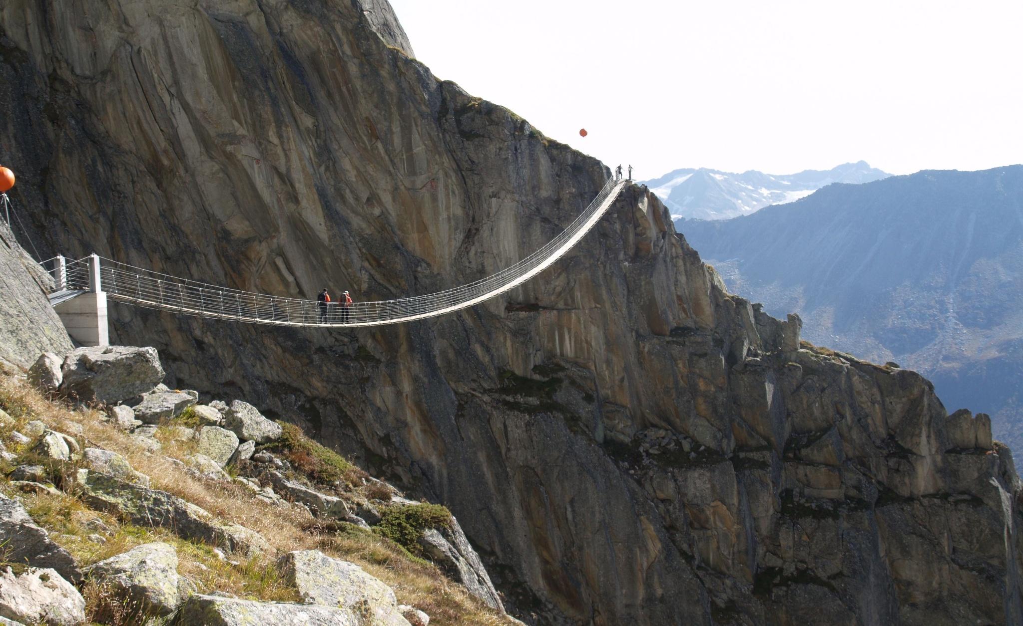 Salbit Hängebrücke