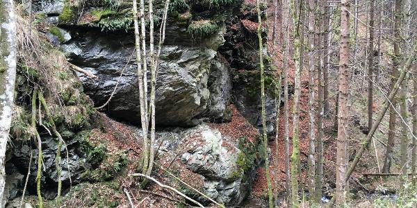 Tschekergraben