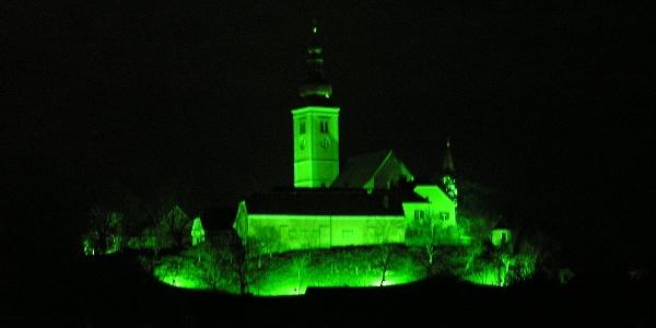 Himmelsberg im Advent - grünes Licht im Vulkanland
